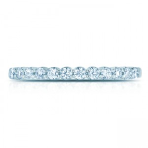 Classic Prong Set Wedding Band