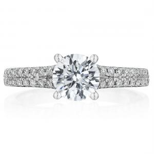 Classic Split Shank Engagement Ring